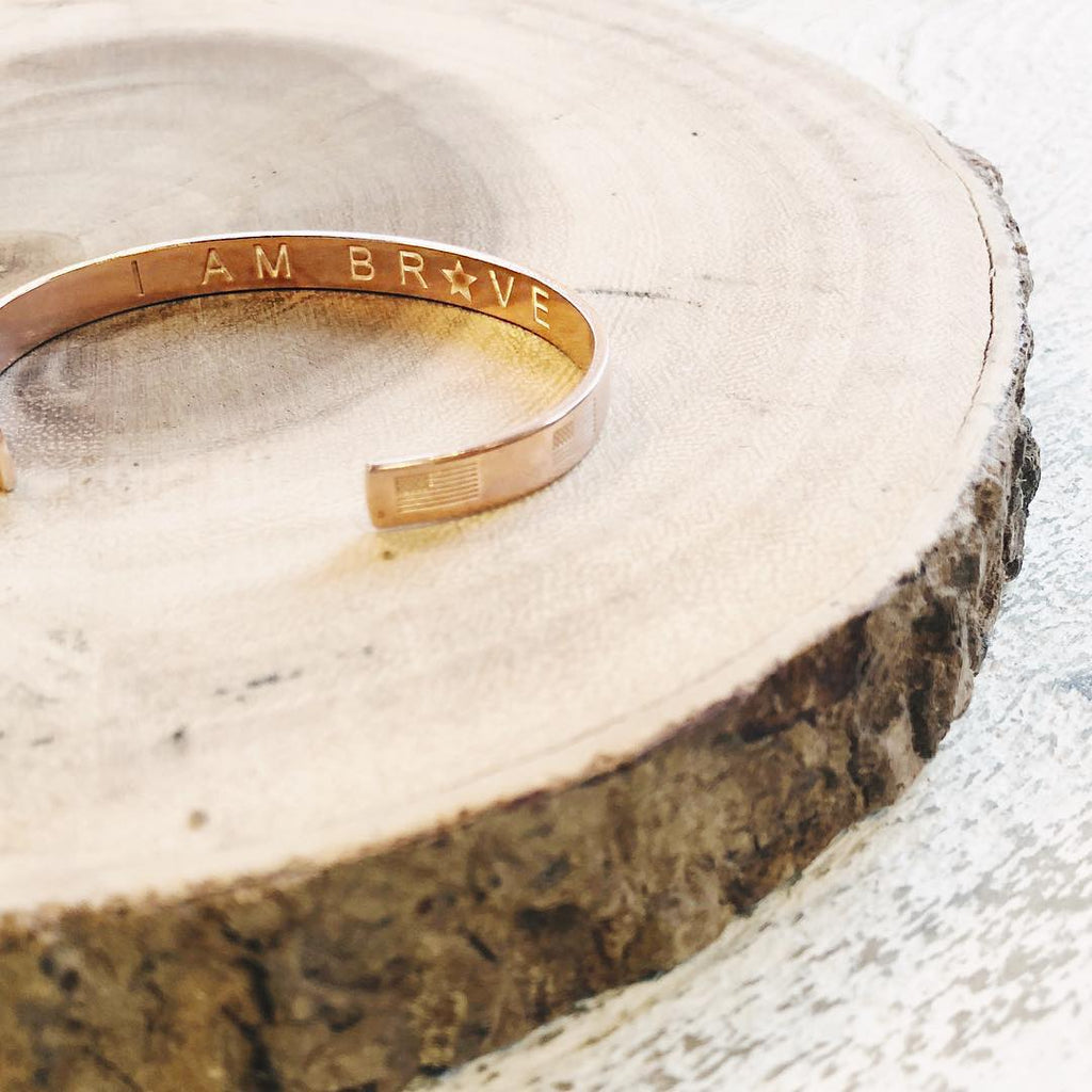 Glory Band Rose Gold