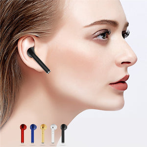 True Wireless Bluetooth Stereo In-Ear Earbuds Headset Earphones with Charging Case