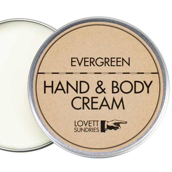 HAND & BODY CREAM  - LARGE SIZE