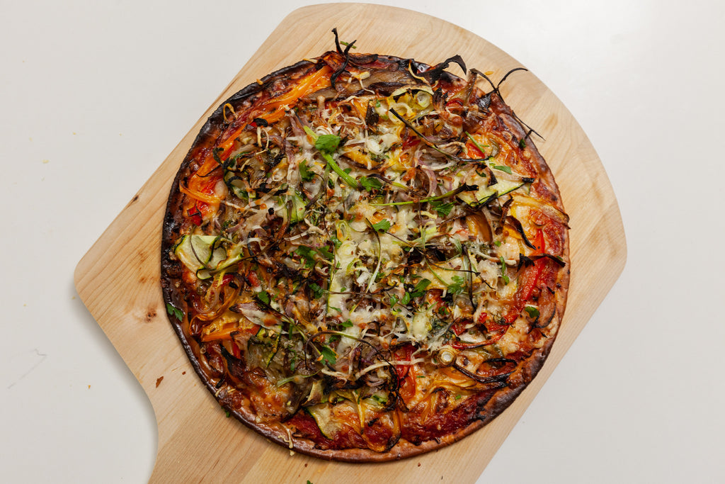 Ratatouille Pizza (Vegetarian)