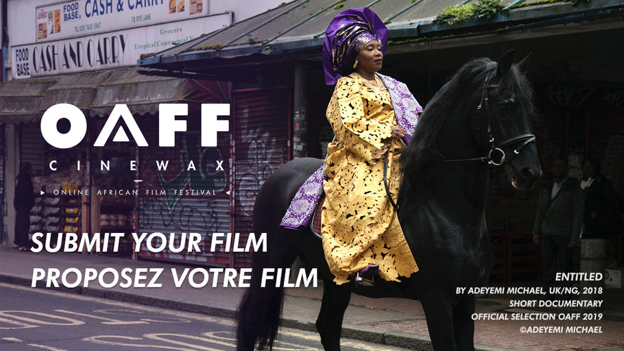 Submit your film to Cinewax OAFF