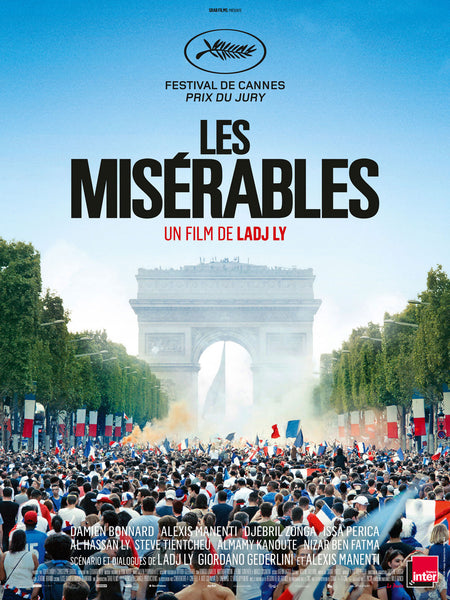 Les Misérables, entre fiction et documentaire