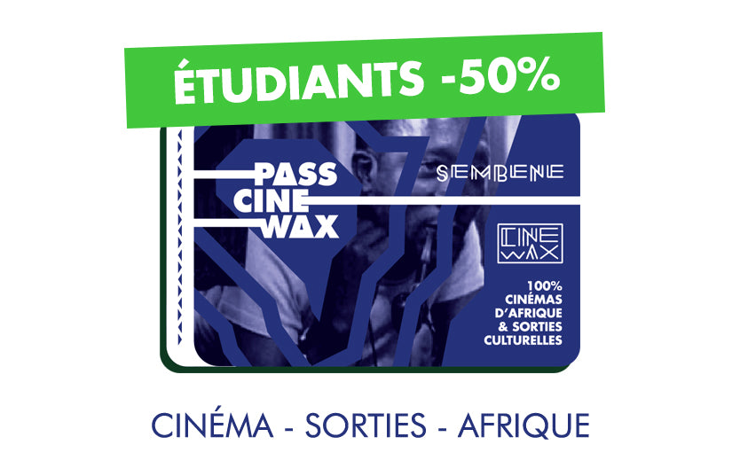 Pass Cinewax -50% (étudiants)