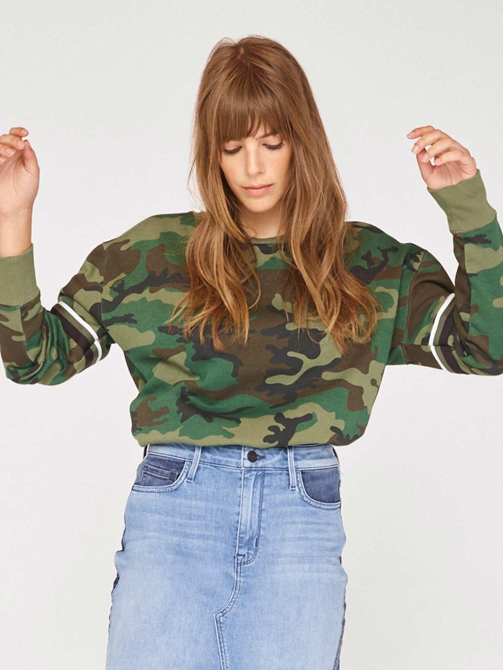 Backtrack Camo Fleece Sweatshirt | Love Camo