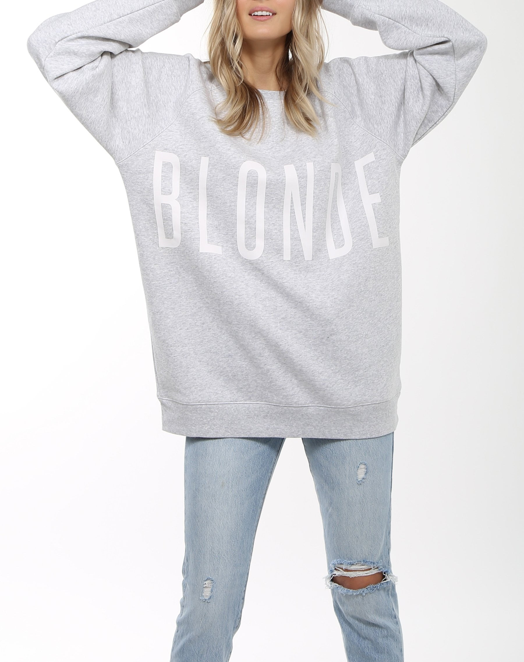"""BLONDE"" Big Sister Crew 
