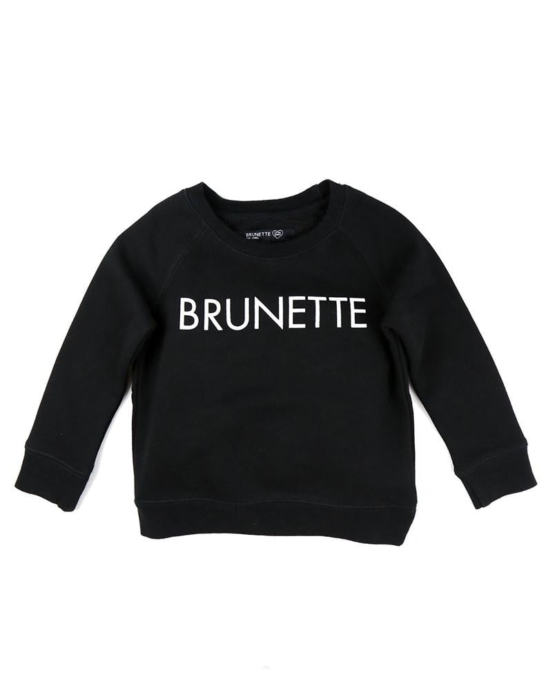 """BRUNETTE"" Little Babes Crew 