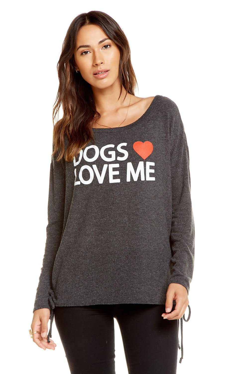 Dogs Heart Me | Black