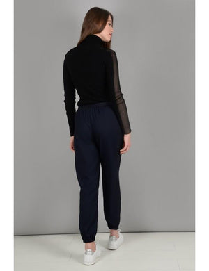Fluid Pants | Midnight Blue