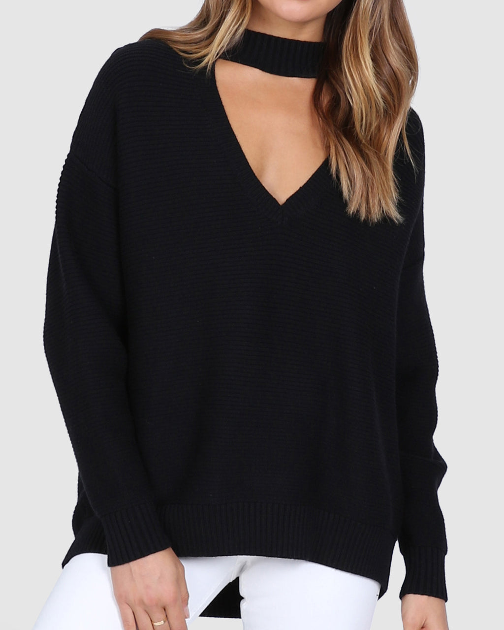 Frida Knit | Black