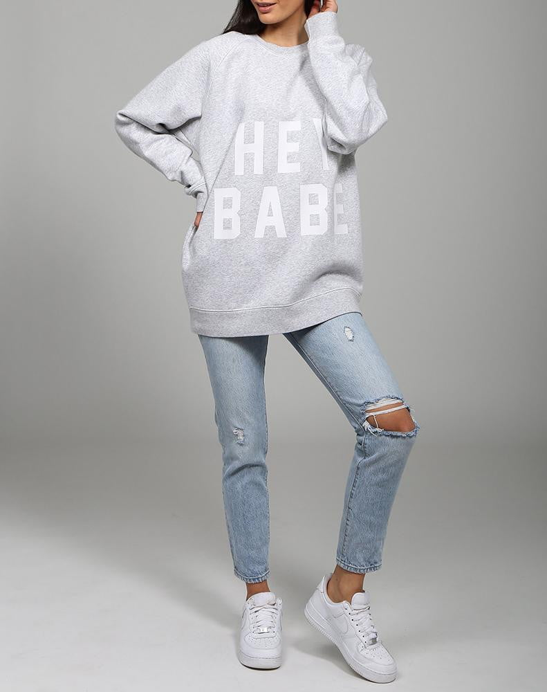"""HEY BABE"" Big Sister Crew 