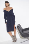 Kimberly Dress | Navy