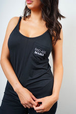 Bad Ass Mama Jumpsuit | Black