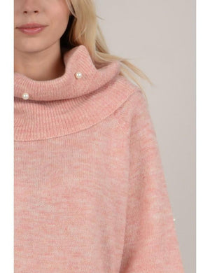Large Sweater | Pink