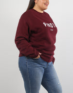 "The ""PINOT PLEASE"" Classic Crew Neck Sweatshirt 