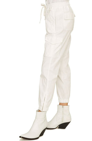 Pull On Trooper Pant | Brite White