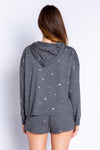 Shining Star Hoodie | Heather Charcoal