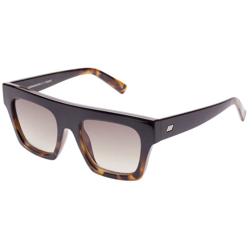 Subdimension Sunglasses | Black Tort