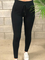 Jogger Legging | Black