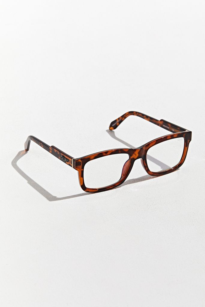Beatnik 54mm Blue Light Blocking Glasses | Tortoise