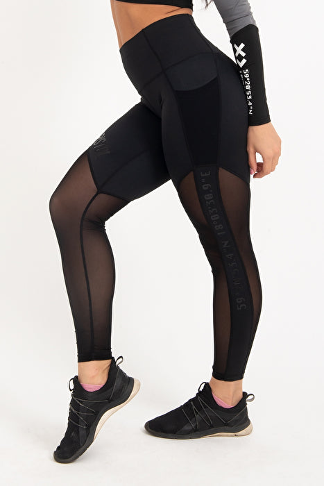 High Risk Tights | Black