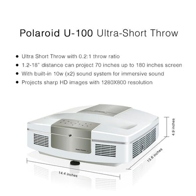 Polaroid Home Cinema HD U-100