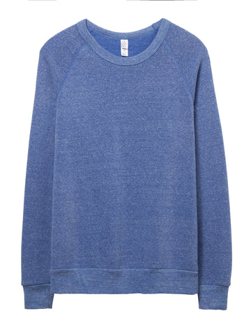 Eco-Fleece Sweatshirt - Pacific Blue