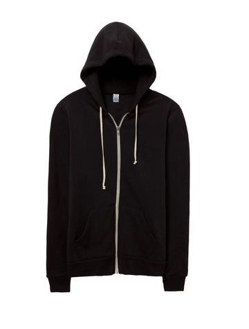 Challenger Fleece Pullover Hoodie- True Black