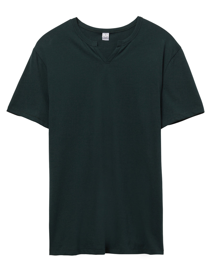 Moroccan Organic Cotton T-Shirt - Green