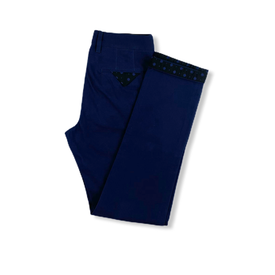 ORAN Premium Stretch Chino - Navy