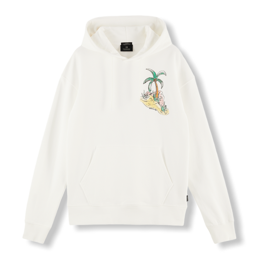 RELAXED ORGANIC COTTON HOODIE