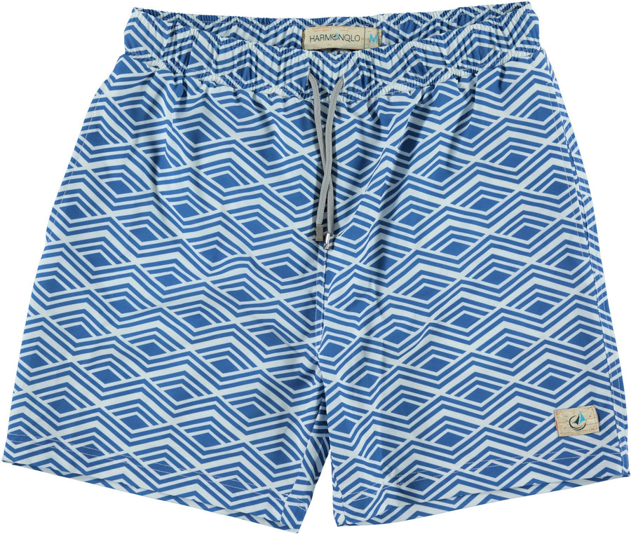Bermuda Swim Trunks