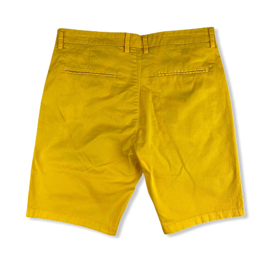 ORAN SS Shorts - Yellow