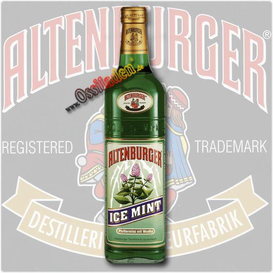 Altenburger Ice Mint 0,7l Flasche