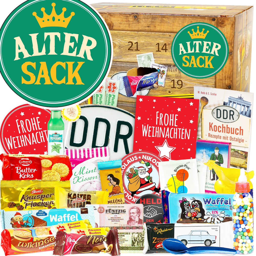Alter Sack - DDR Adventskalender