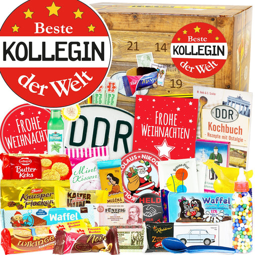 Beste Kollegin - DDR Adventskalender