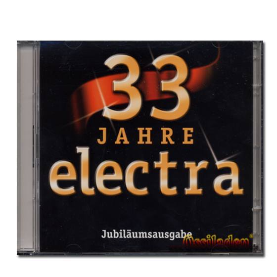 CD 33 Jahre Electra, Doppel CD