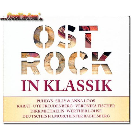 CD Ost Rock in Klassik