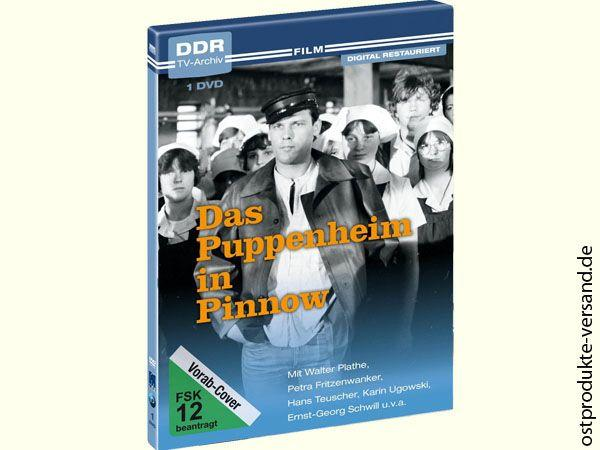 DVD Das Puppenheim in Pinnow
