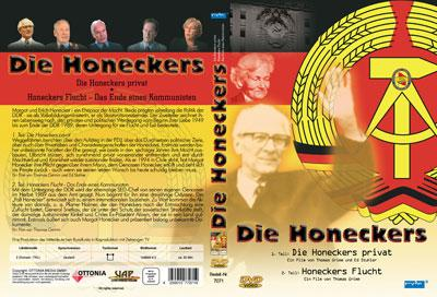 DVD - Die Honeckers