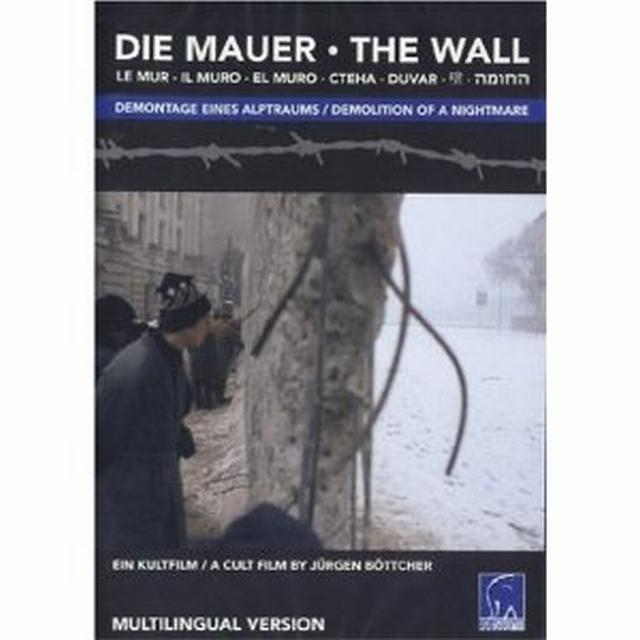 DVD Die Mauer / The Wall