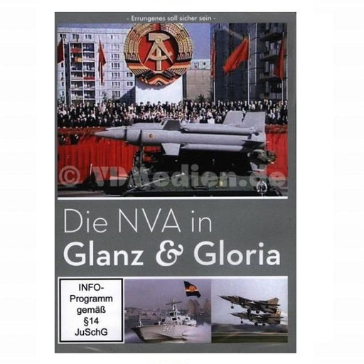 DVD - Die NVA in Glanz & Gloria