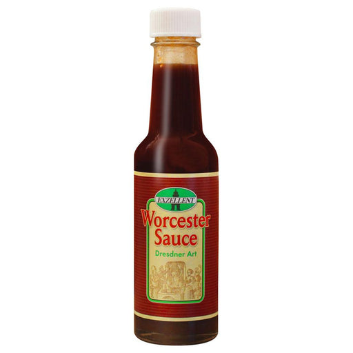 Exzellent - Worchester Sauce - Dresdner Art, 140ml