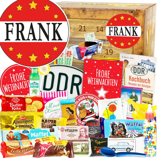 Frank - DDR Adventskalender