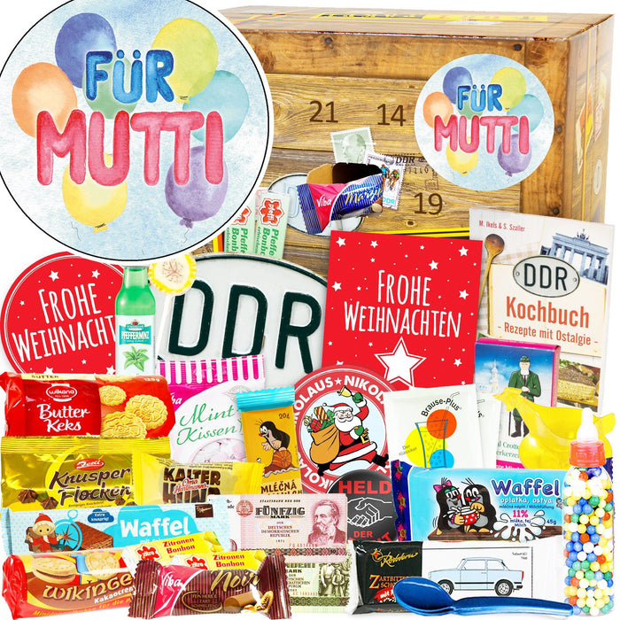 Für Mutti - DDR Adventskalender