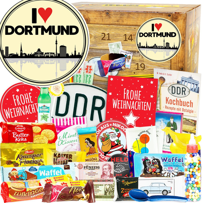 I Love Dortmund - DDR Adventskalender