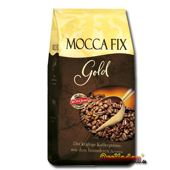 Mocca Fix Gold - 150g (Röstfein)