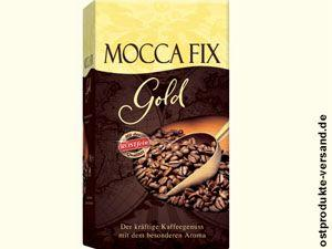 Mocca Fix Gold - 500g (Röstfein)