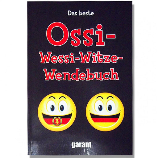 Ossi - Wessi - Witze Wendebuch