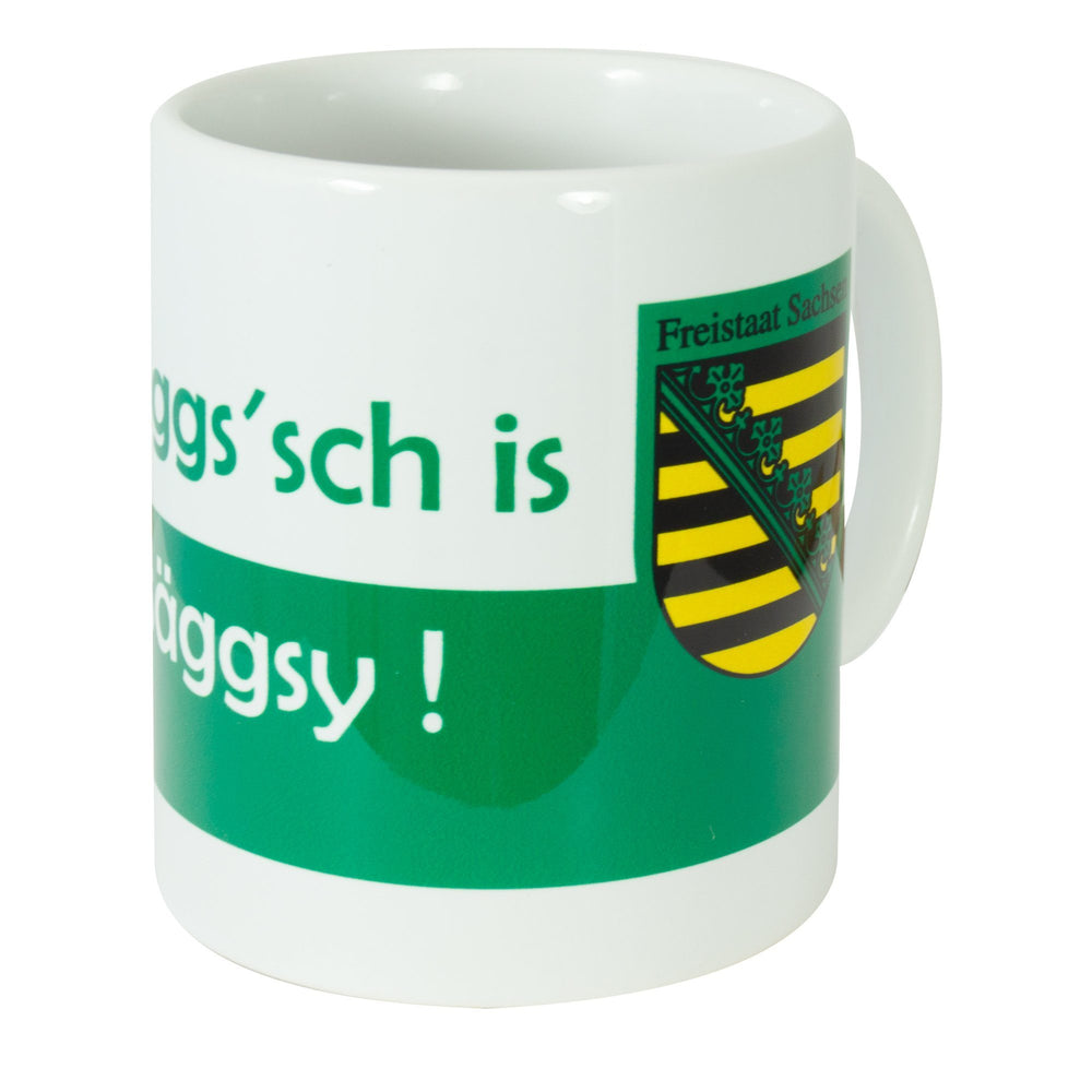 Tasse Säggs'sch is säggsy