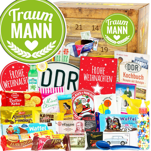 Traummann - DDR Adventskalender